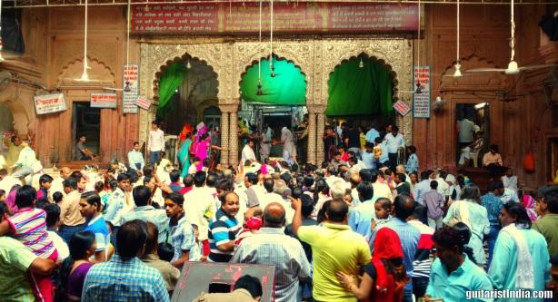 Banke Bihar Temple