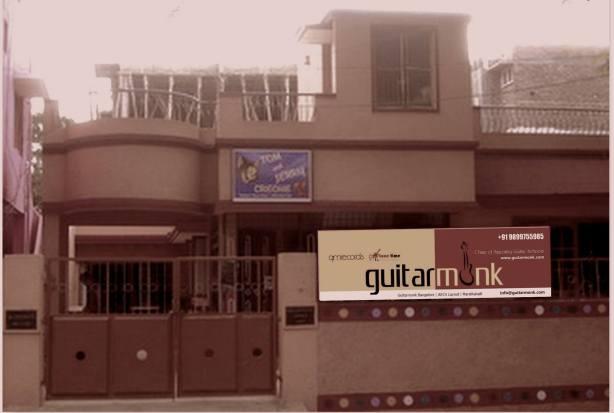 Guitarmonk Bangalore AECS Layout
