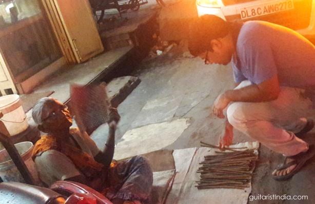 Old Age Delhi - Guitarist India