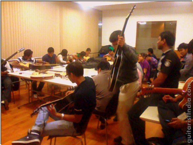 Kapil Guitar Classes