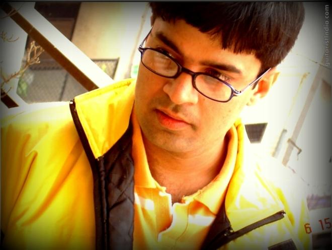 Kapil Srivastava Guitar Founder