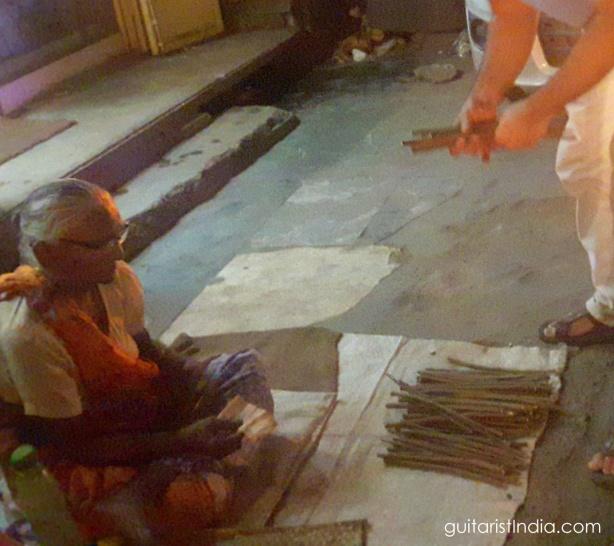 Old Age Delhi India