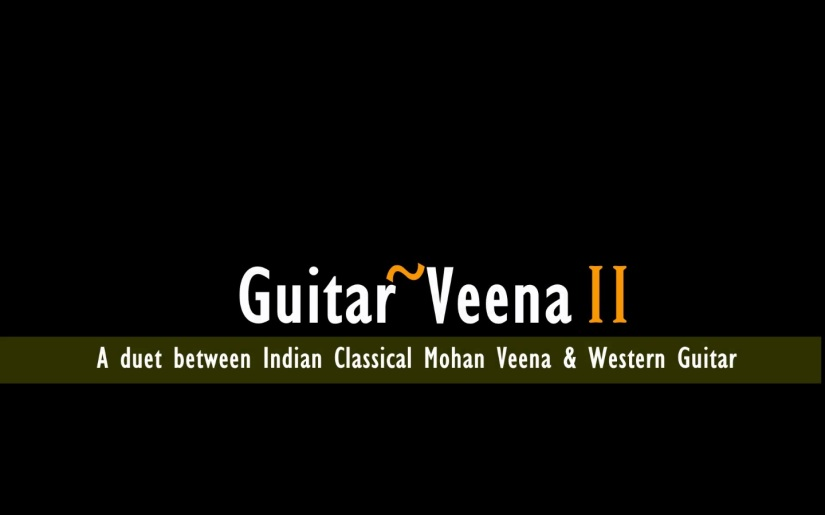Participate & Support the Guitar~Veena II